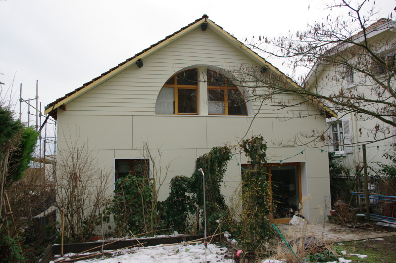 Isolation Exterieure Maison Isolation Intrieure Praux