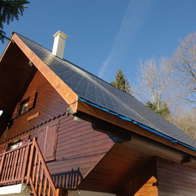 Isolation en toiture par l'extérieur
